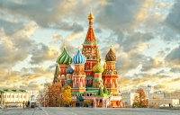 st basil cathedral in moscow