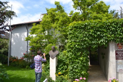 Home in Pentling where Joseph Ratzinger 'planned' to retire