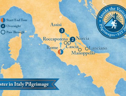 Miracles of St. Rita of Cascia