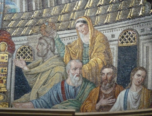 Rome's Titular Churches: St. Pudenziana and St. Prassede part 3