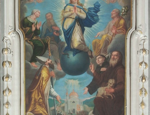 History of Marian Apparitions – 1700- Italy… Part 11