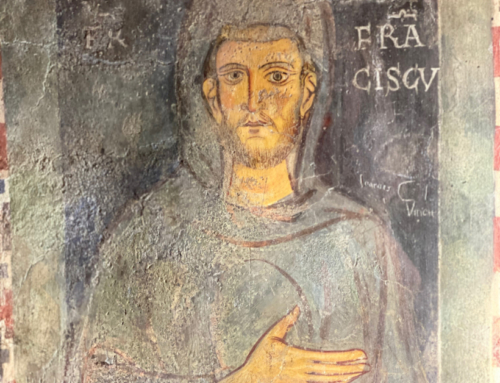 The Salutation to Our Lady by St. Francis of Assisi