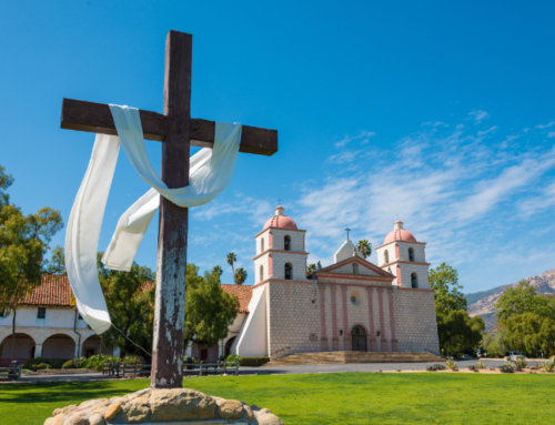 St. Junipero Serra and the California Missions