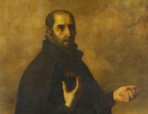 The Conversion of St. Ignatius of Loyola
