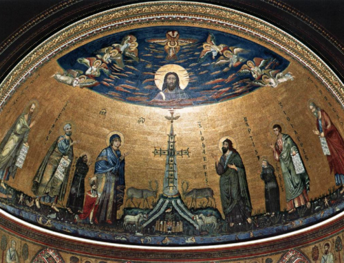 The Lateran Apse Mosaic