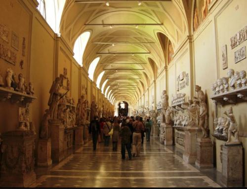 Vatican Museums: Chiaramonti Museum