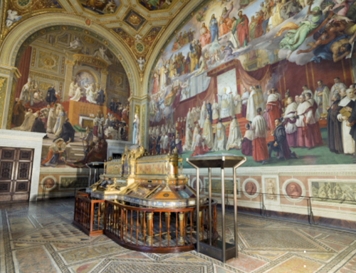 Vatican Museum: Room of the Immaculate Conception
