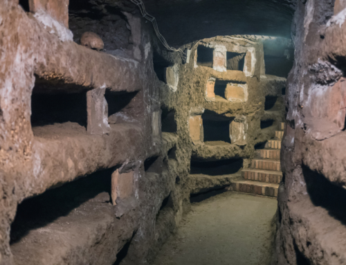 On the Catacombs part 2a